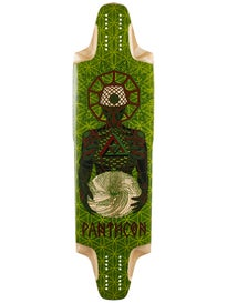 Pantheon Longboards Scoot Deck  9.87 x 36.35