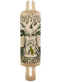 Pantheon Longboards Wanderlust SK Deck  9.375 x 36.75