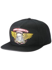 Powell Peralta Winged Ripper Snapback Hat