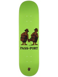 Passport Barrels Tap Me Deck 8.38 x 32
