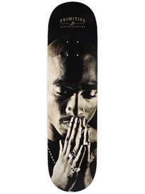 Primitive x 2Pac Blessed Deck 8.25 x 31.8