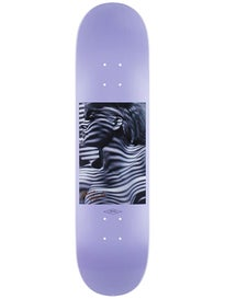 Primitive Anna Nicole Smith Striped Deck 8.0 x 31.9