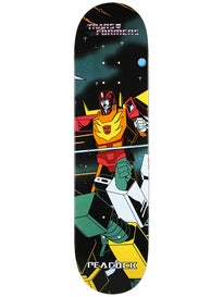 Primitive Peacock Transformers Hot Rod Deck 8.0 x 31.9