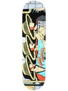 Primitive Peacock Trouble Deck 8.25 x 31.625