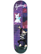 Primitive Salabanzi Jazz Cats Deck 8.1 x 31.75