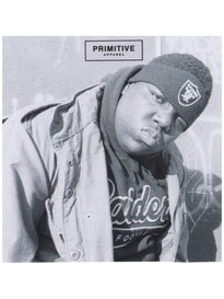 Primitive Biggie Sticker
