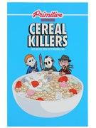 Primitive Cereal Killers Sticker