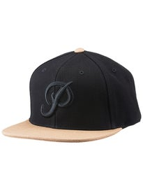 Primitive Classic P Canvas Snapback Hat