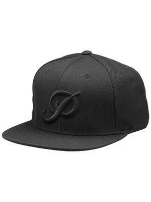 Primitive Classic P Snapback Hat Black/Black