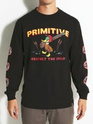 Primitive Duck Hunt Longsleeve T-Shirt