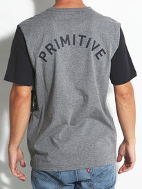 Primitive Dinley Short Sleeve Henley