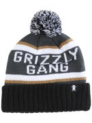Grizzly Fanatic Pom Beanie