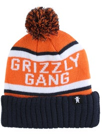 Grizzly Fanatic Pom Beanie