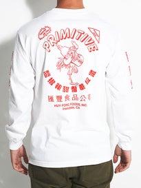 Primitive Huy Fong Foods Longsleeve T-Shirt