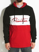 Primitive Marathon Longsleeve Hooded Shirt