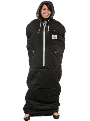 Poler The Nap Sack Sleeping Bag Black LG