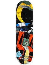 Primitive Tucker Starscream Deck 8.125 x 31.75