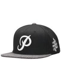 Primitive Classic P Herringbone Visor Snapback Hat