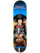 Primitive Rodriguez Amigos Deck 8.1 x 31.75