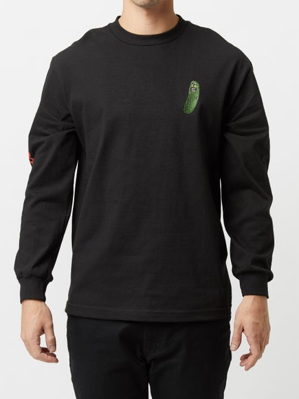 853d97486f Primitive x Rick & Morty Pickle Rick L/S T-Shirt