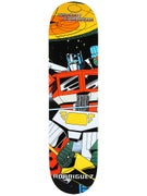 Primitive Rodriguez Transformers Optimus Deck 7.8 x 31