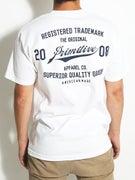 Primitive Registered T-Shirt