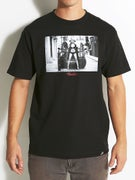 Primitive Glamour Black Cab T-Shirt