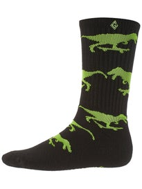 Psockadelic Gnar Hunters Socks