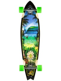 Palisades Midnight Light Longboard 9.375x38
