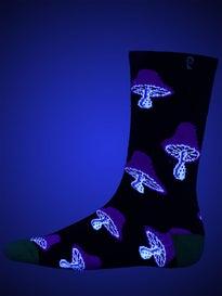 Psockadelic Mushroom Socks