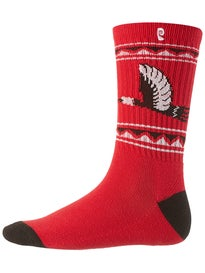 Psockadelic Pow Wow Socks
