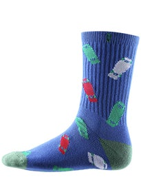 Psockadelic Skateboard Socks