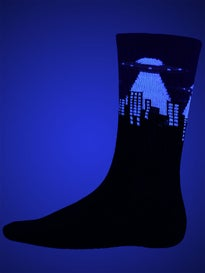 Psockadelic UFO Socks