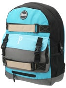 Penny Blue/Grey/Black Backpack