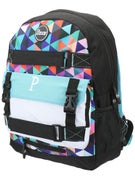Penny Carlton Blue/White/Black Backpack