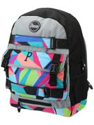 Penny Slater Multi Color Backpack