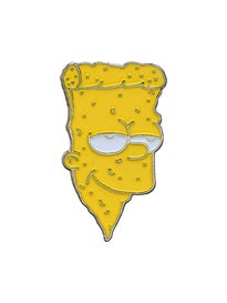 Pizza Bart Pin