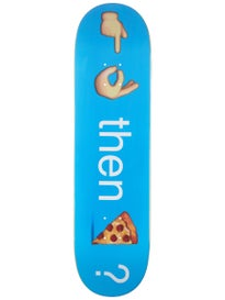 Pizza Emojis Deck  8.25 x 32