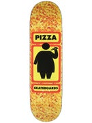 Pizza Fat Girl Deck  8.5 x 32