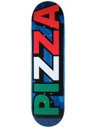 Pizza Logo Deck  8.375 x 31.75