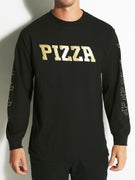 Pizza Pizla Longsleeve T-Shirt