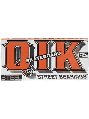 Quickies Qik Steel Street Bearings