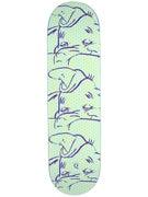 Quasi Bledsoe Bored [Two] Mint Deck  8.375 x 32.25