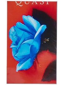 Quasi Blue Rose Sticker