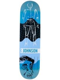 Quasi Johnson Futuro [One] Blue Deck 8.125 x 31.75
