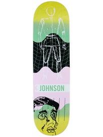 Quasi Johnson Futuro [Two] Yellow Deck 8.375x32.25