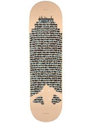 Quasi Johnson Human [Two] Deck  8.5 x 32.125