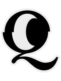 Quasi Q Eye Die-Cut Sticker