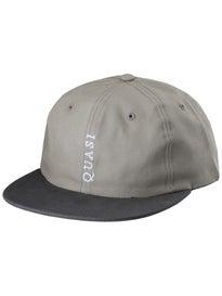 Quasi Trademark 6 Panel Hat