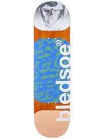 Quasi Bledsoe Metalhead [One] Peach Deck 8.25 x 32.125